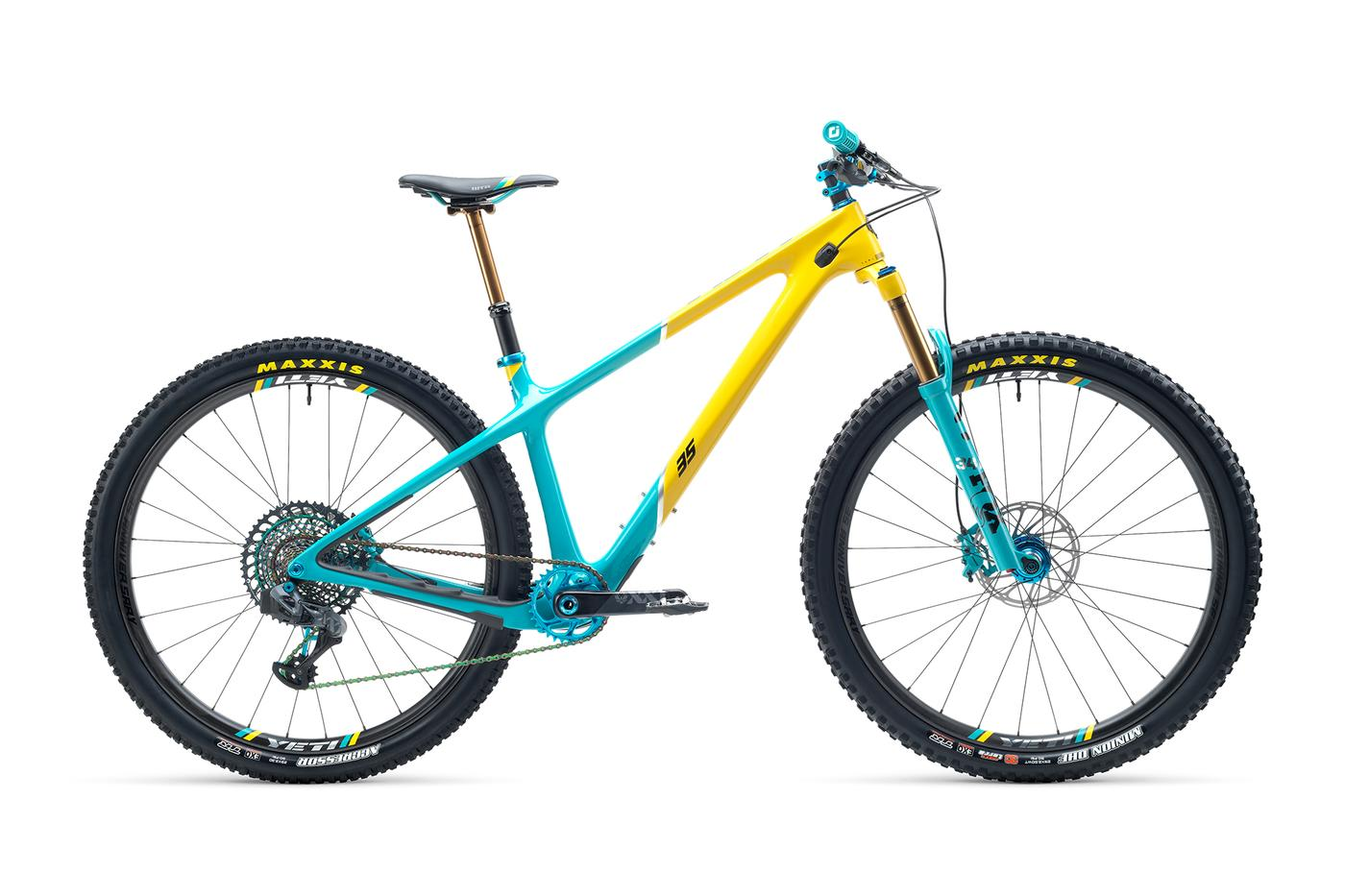 Limited to 100 Units: Yeti Cycles Announces the ARC 35th Anniversary Edition 29er Hardtail