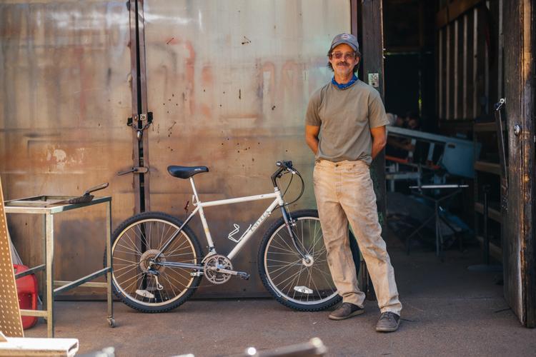 A Shed Find: Cooper's Univega Alpina Sport MTB with Suntour