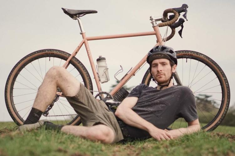 Readers' Rides: James' Temple Prototype Gravel Bike