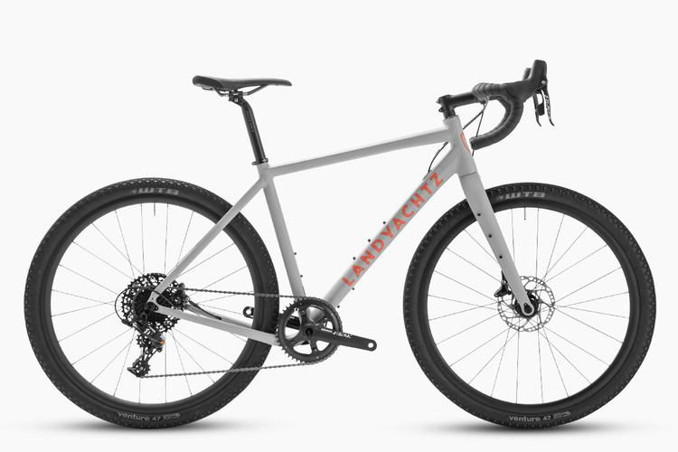 Landyachtz Announces the AB1 Gravel Bike