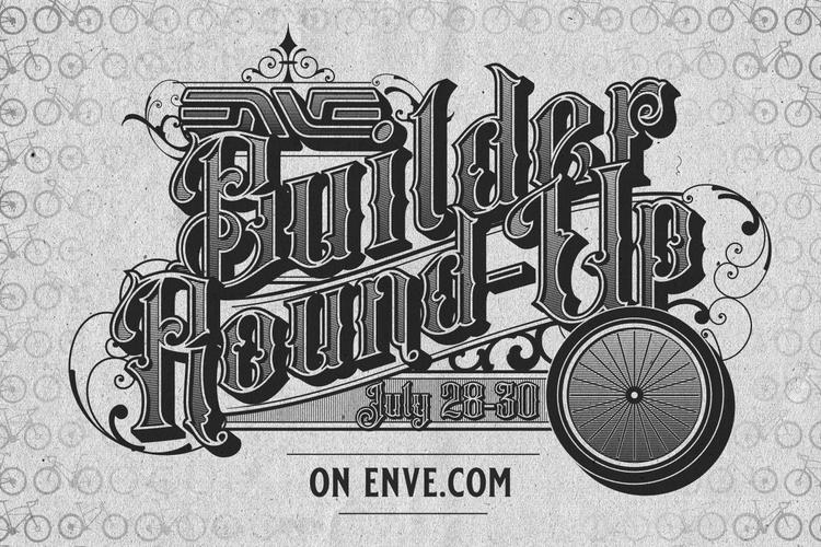 Tune in the for the ENVE Builder Round-Up Online This Year on July 28-30th