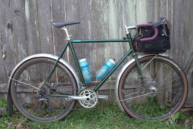 Readers' Rides: Ben's Bantam 650b Randonneur
