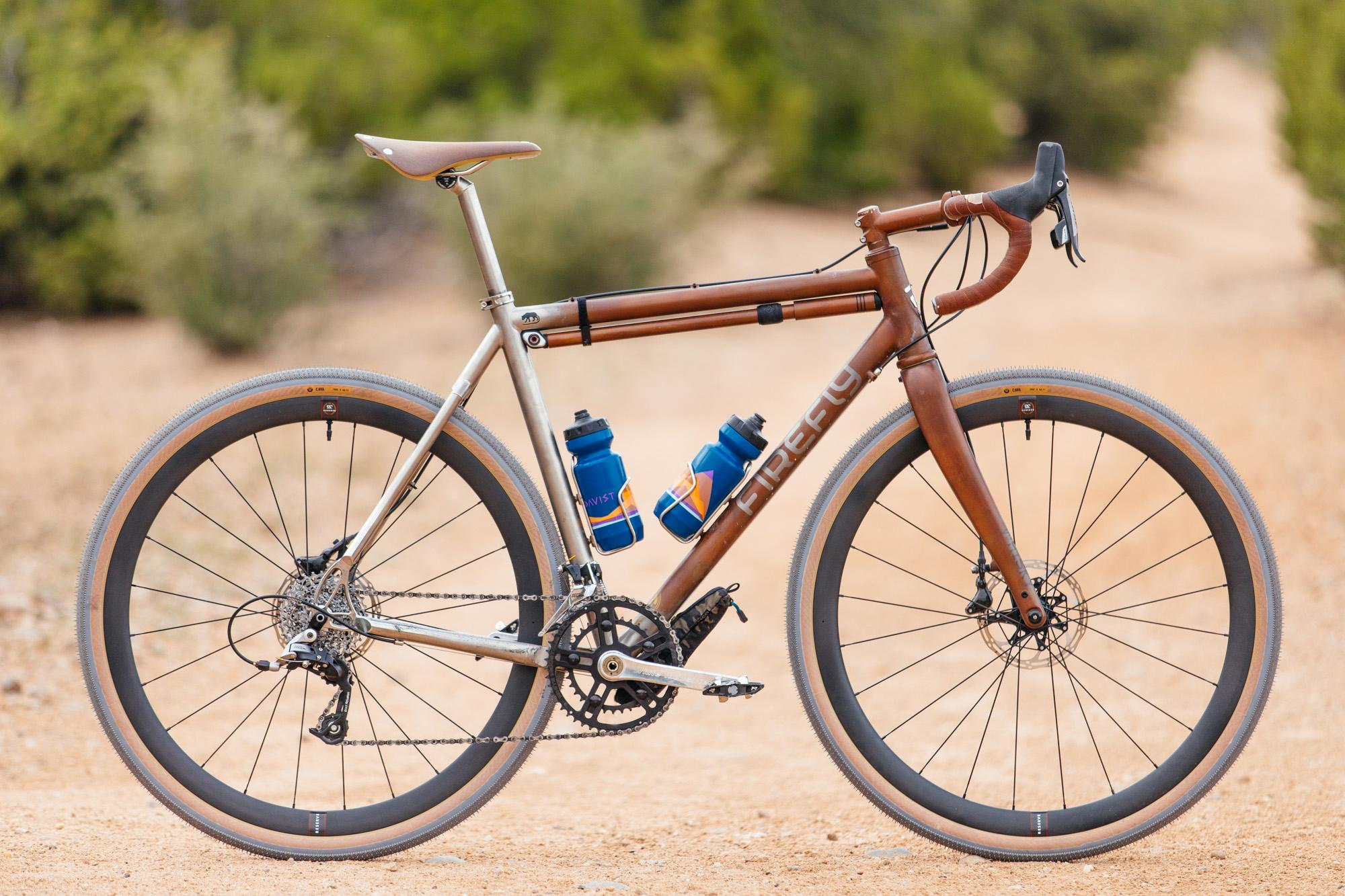 All Road All Day with the Santa Cruz Reserve 35 Wheels