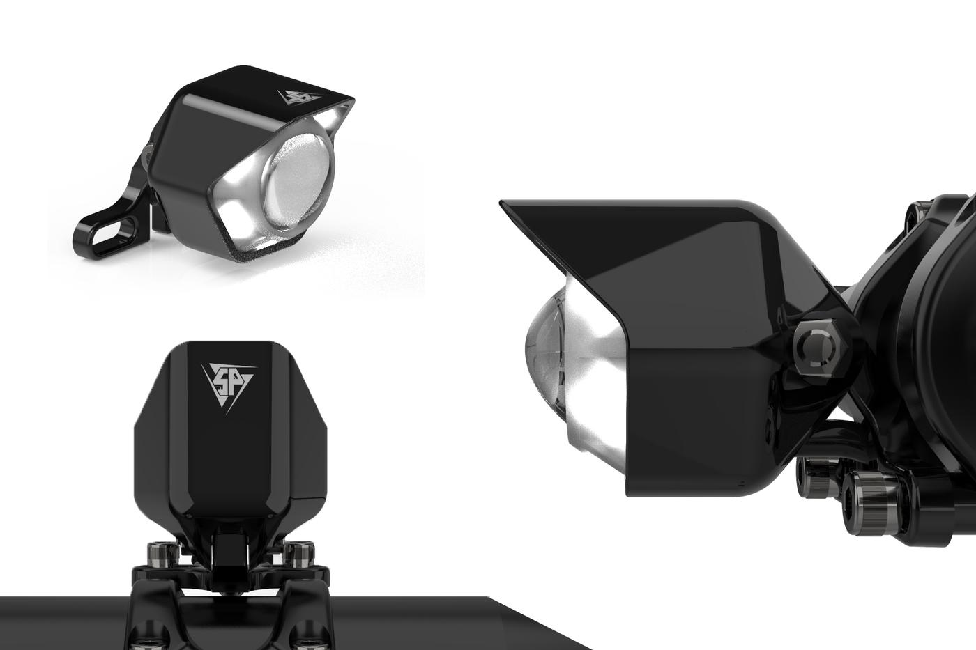 Shutter Precision's New DS-4 Mounts Directly to Your Stem's Faceplate