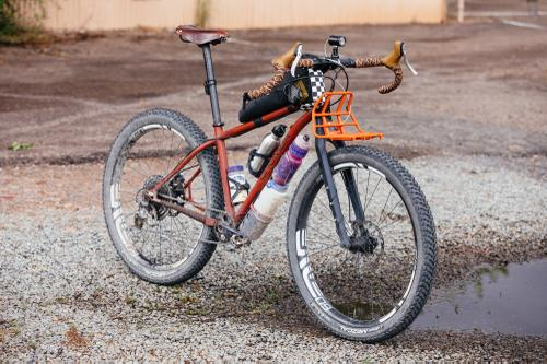 Slade's Long 'n' Lanky Chumba Ursa Drop Bar 29er