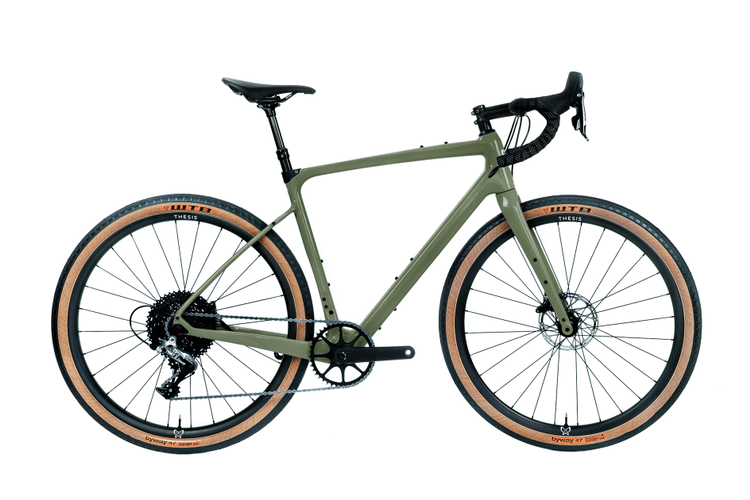 Thesis OB1 Bring a Friend Discount Offers $300 Off and a New Olive Drab Frameset