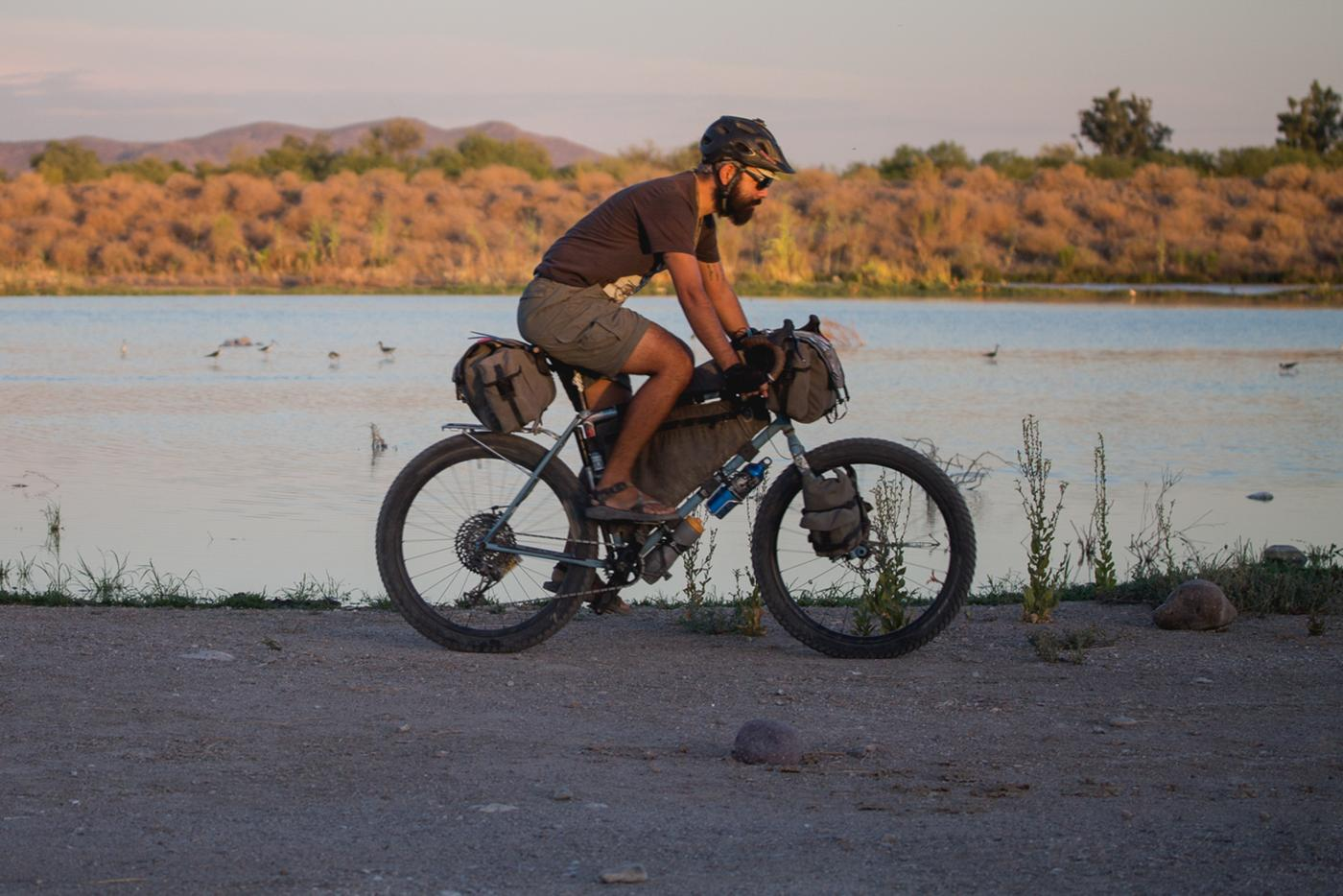 Two Years and a Few Falls on the Ron's Bikes Dirt Tourer