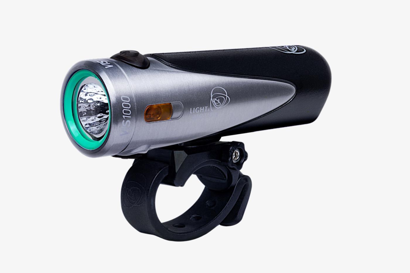 Light & Motion: You Can Customize a VIS 1000 Bike Light