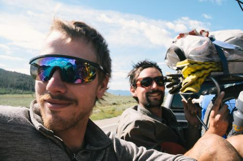 Yeah Buddy! Dugout Boyz on the Tour Divide-91