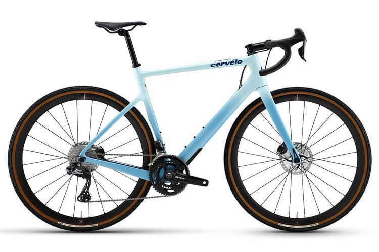 Cervelo's Áspero Gets Coated in New Colors for You to Get Dusty