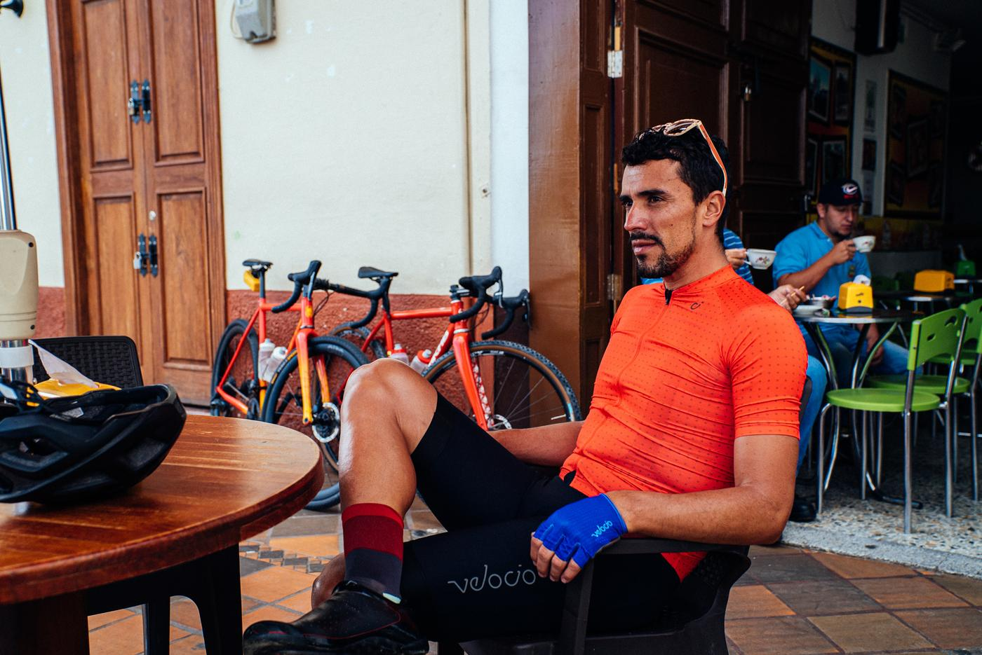 How a Coffee Farmer Should Have Been (One Of) Colombia's Greatest Cyclists