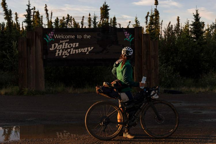 Lael Rides Alaska: Touring the Dalton Highway and Gear Breakdown