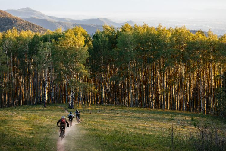 What Would We Do Without Trails? An IMBA Fundraiser for the Santa Fe Fat Tire Society