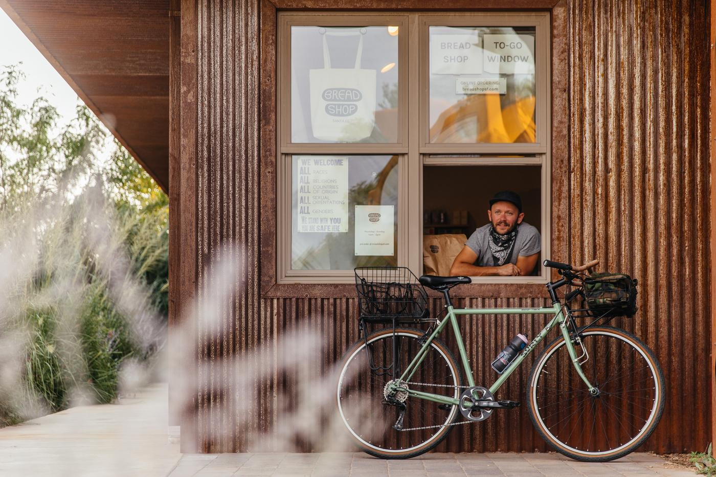 A Different Kind of Maker: Jacob from Bread Shop Santa Fe and his Surly Cross Check