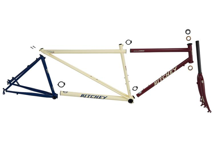 A Look at the New Ritchey Break-Away Outback TandM Tandem