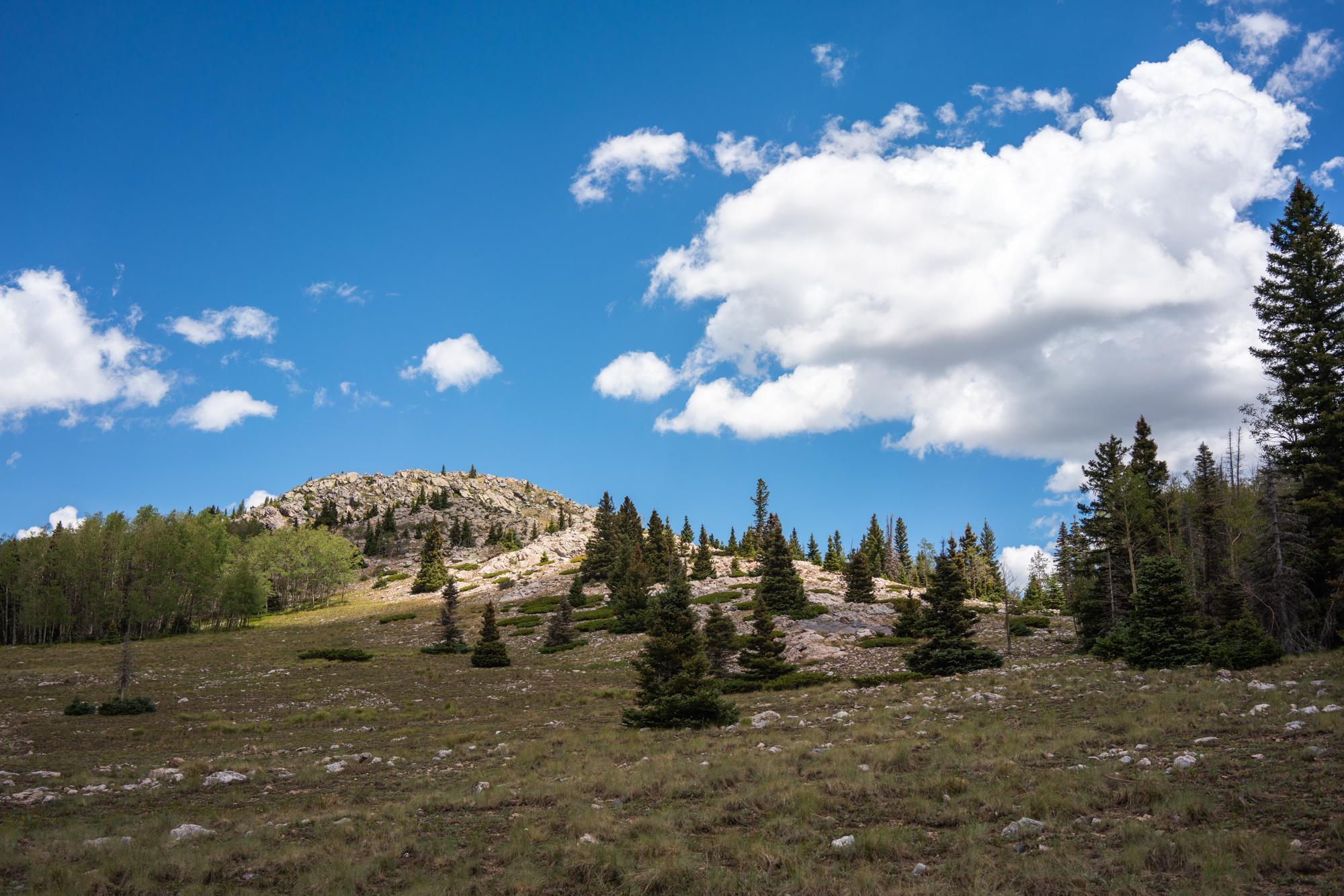 Highland peaks