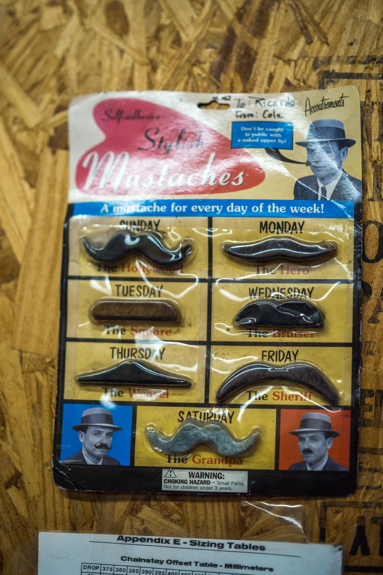 Moustache Cycles