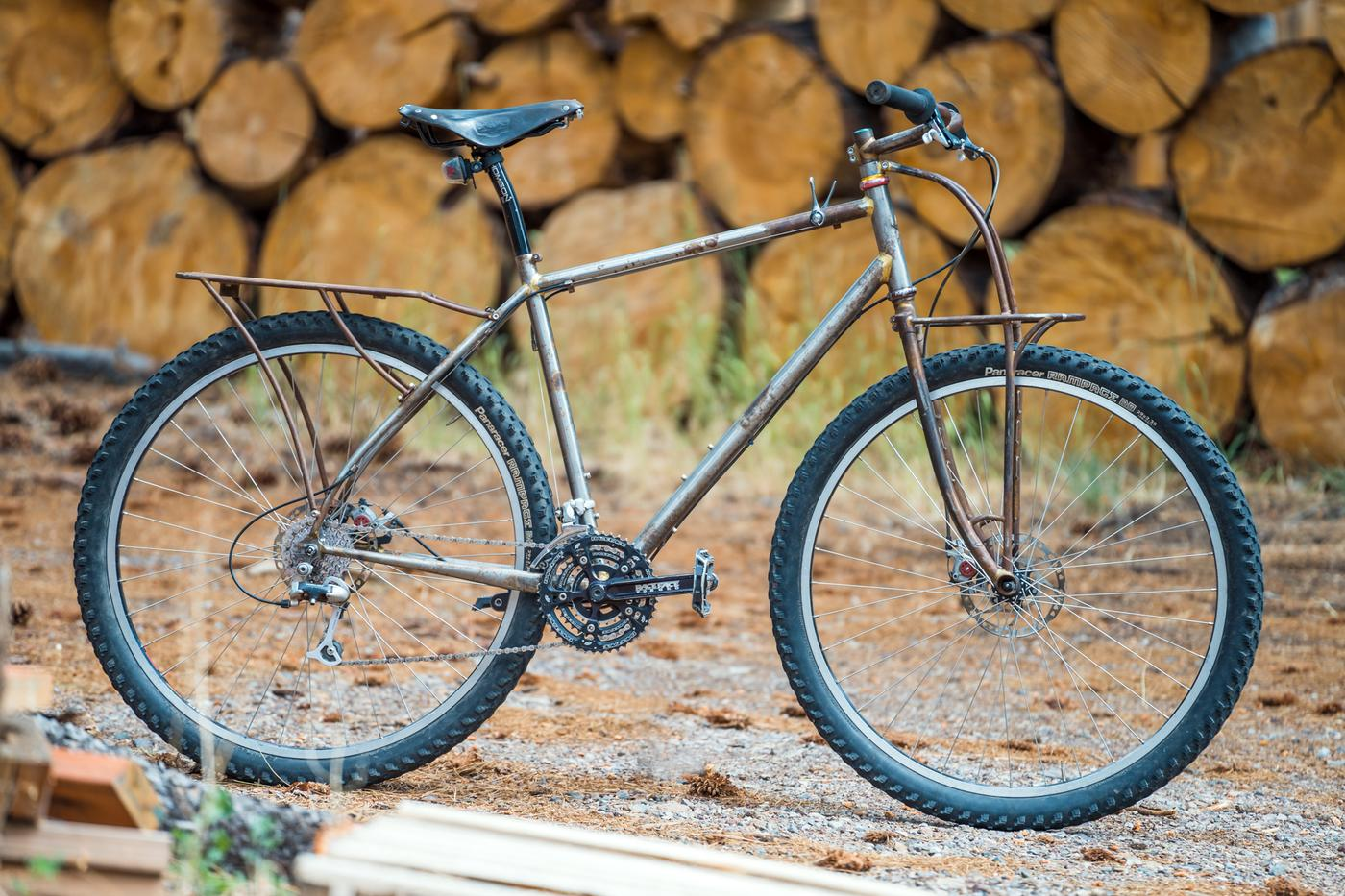 Chicken Fillet: Four Bikes from the Shop of Moustache Cycles