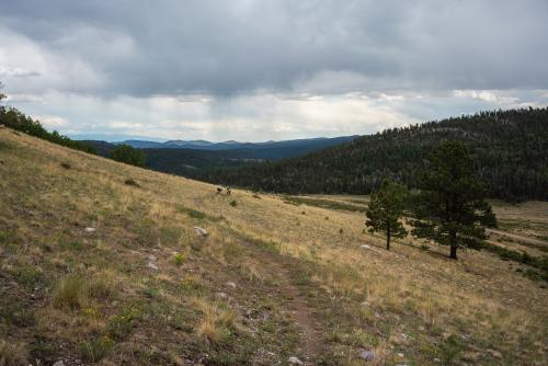 One of the best descents in NM
