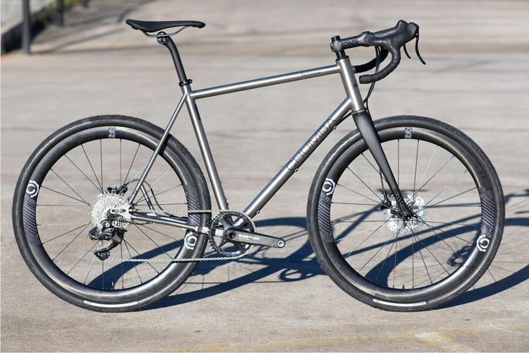 Chumba's Updated 2020 Terlingua Titanium Gravel Bike