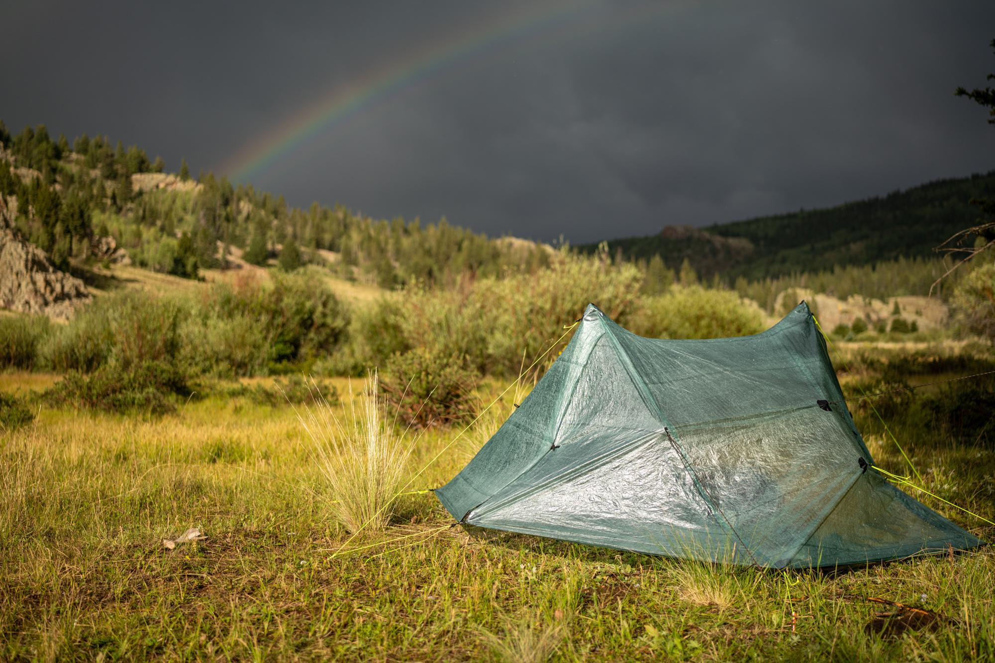 Tent - photo Kyle Klain