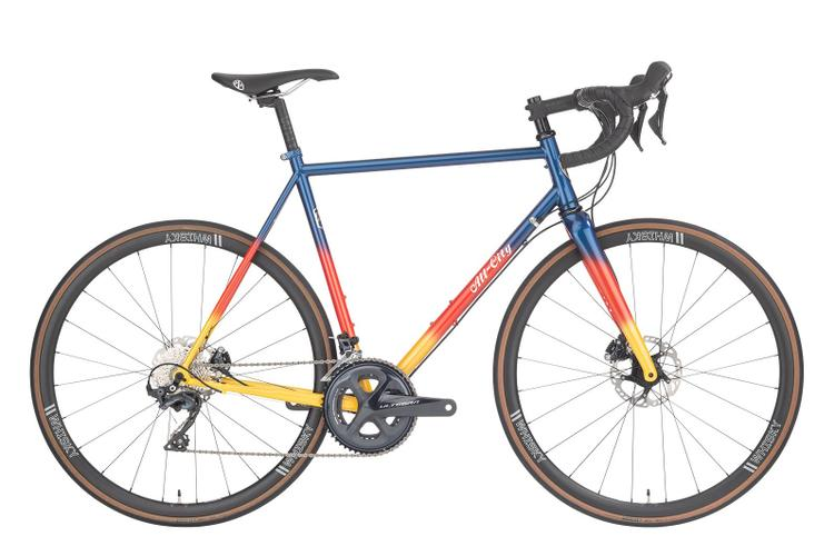 All City Cycles: Zig Zag 105 and Ultegra Models