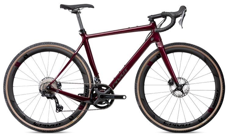 Pivot's Vault Gravel Bike Offers Up New Colors and GRX Kit