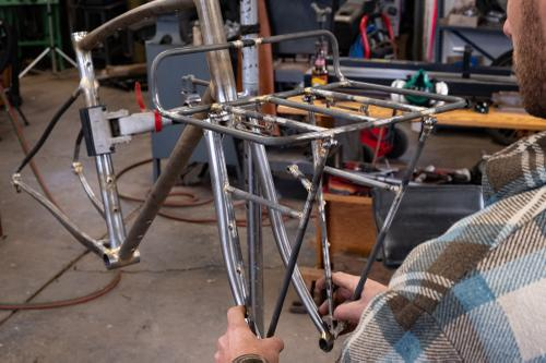BTCHN Bikes Fabricating the frame and fork (8)