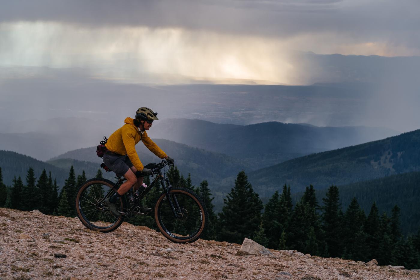 Santa Fe Rides: Take a Friend On Up to Deception Peak and Raven's Ridge