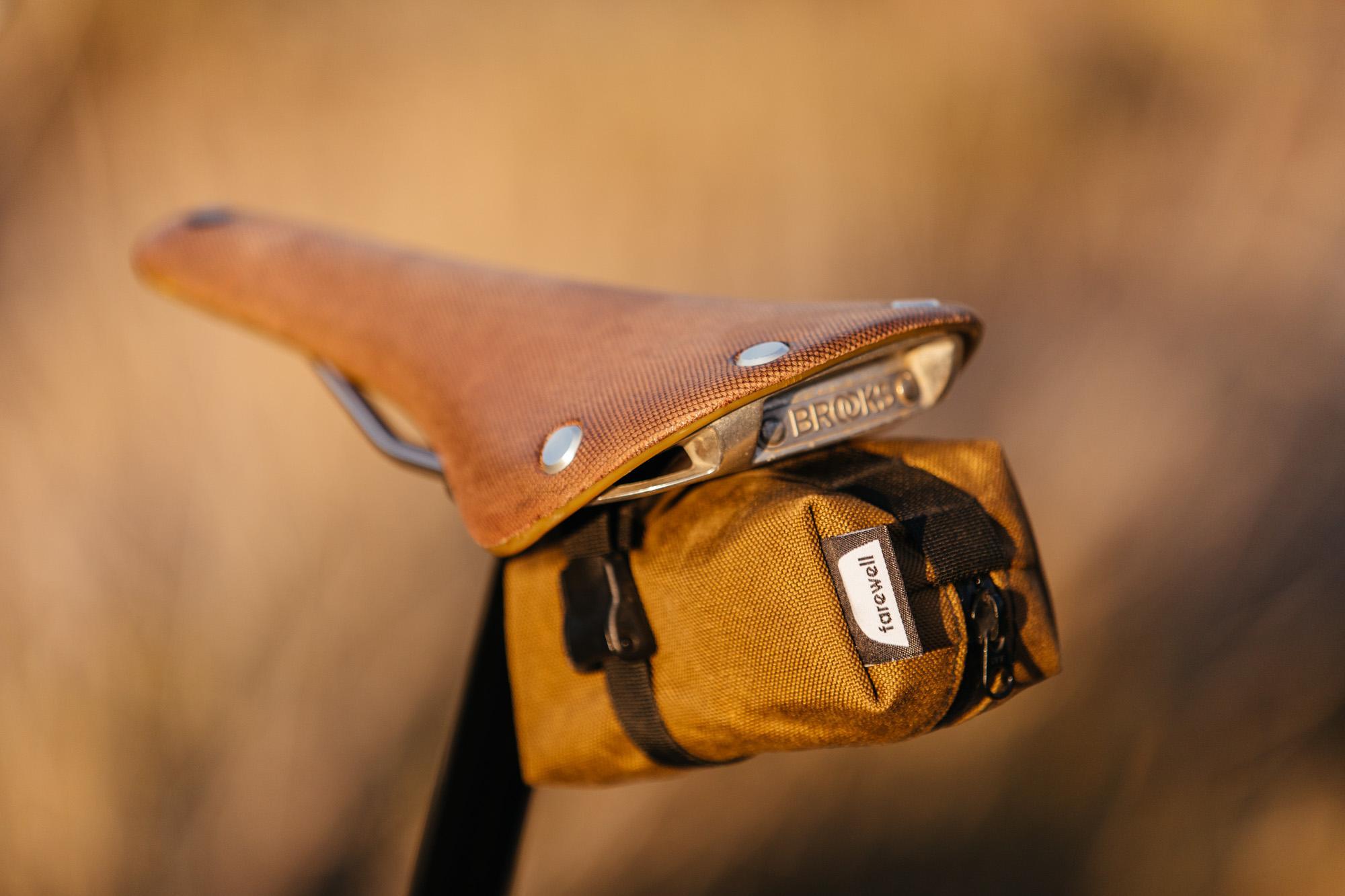 Farewell Bags: Made in Santa Fe - Eric's Salsa Timberjack