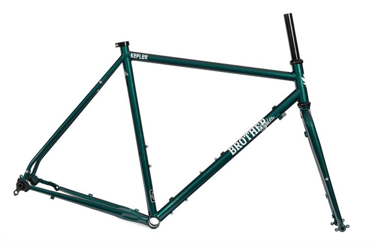 Brother Cycles: Kepler All-Rounder Frame Updates