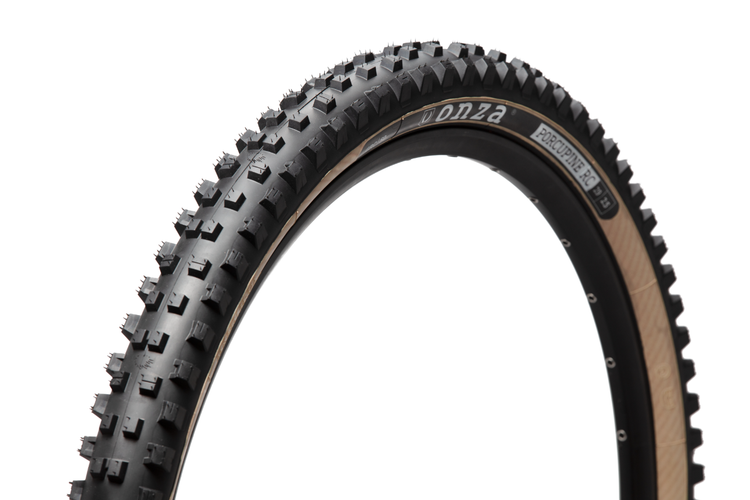 Onza's Porcupine RC is a Tough Casing Tire Designed for High Speed Cornering