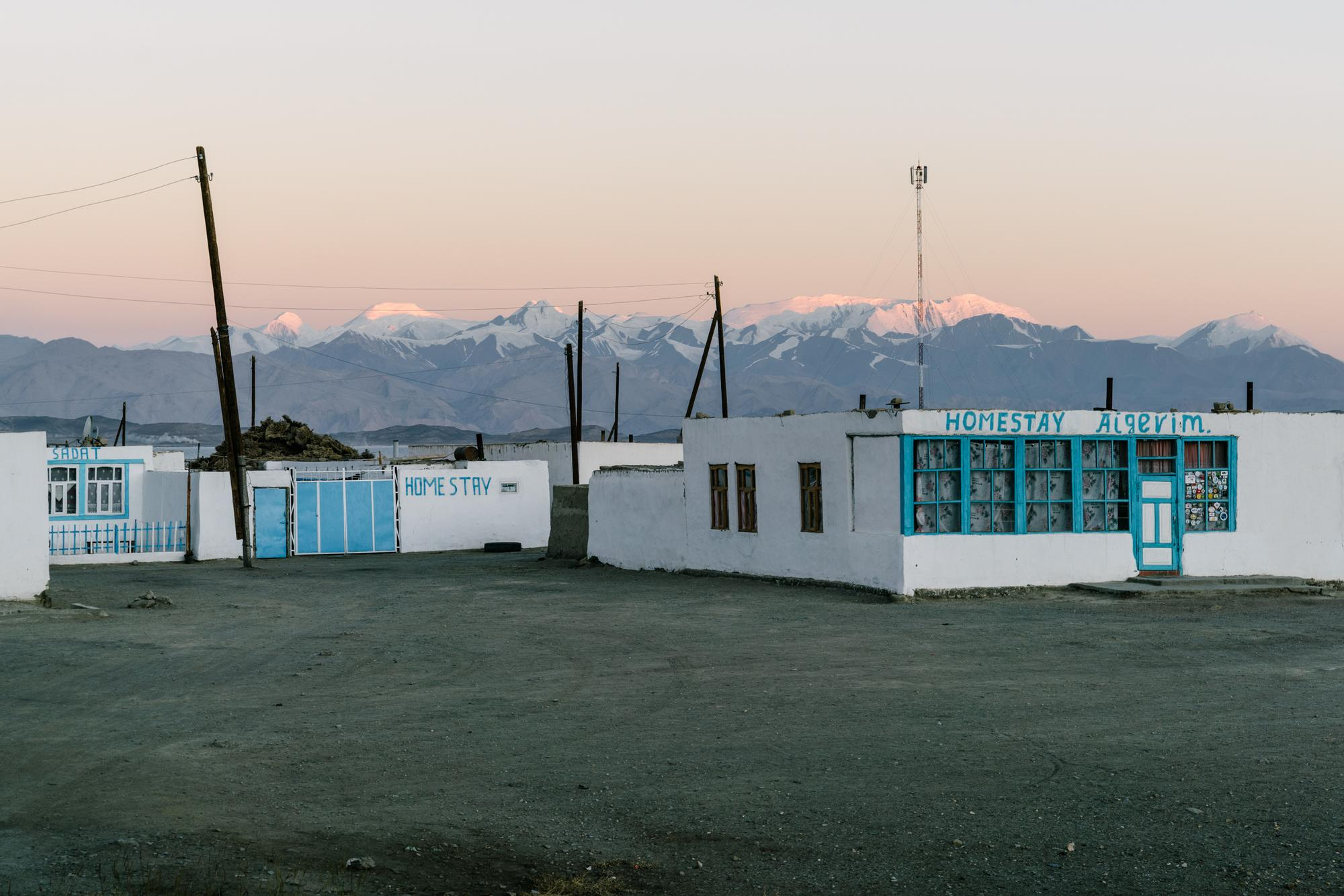 Karakul village