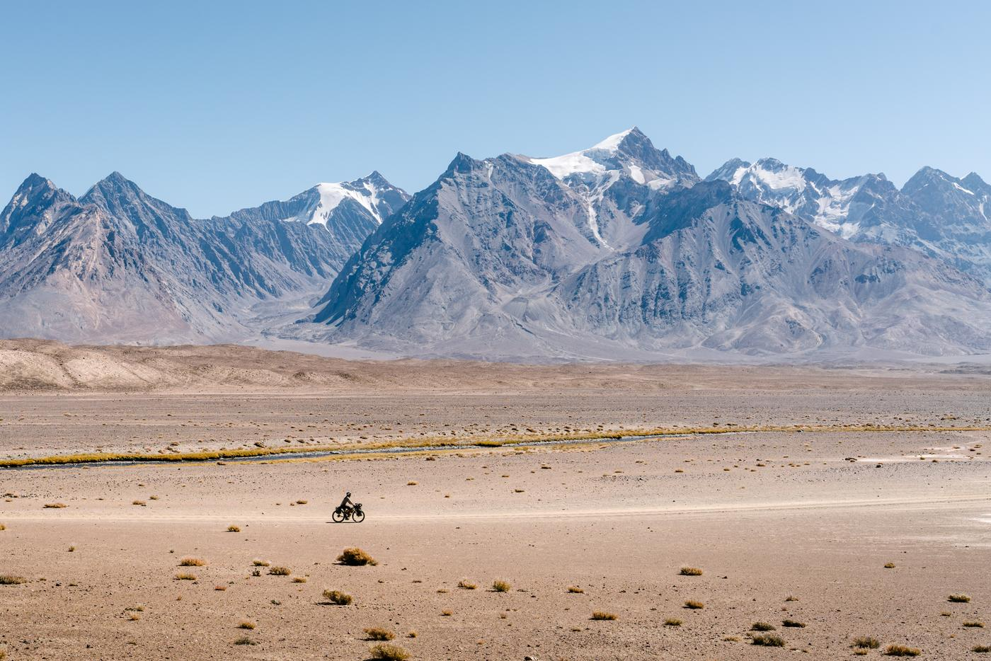 Frozen in Time: Riding Tajikistan's Bartang Valley