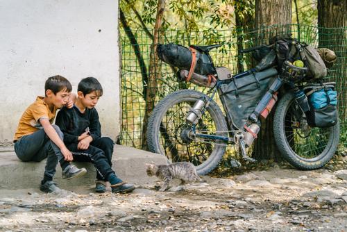 In Tajikistan