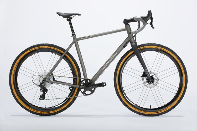 Sage Titanium offers Campagnolo Ekar 13-Speed on their Gravel Bikes