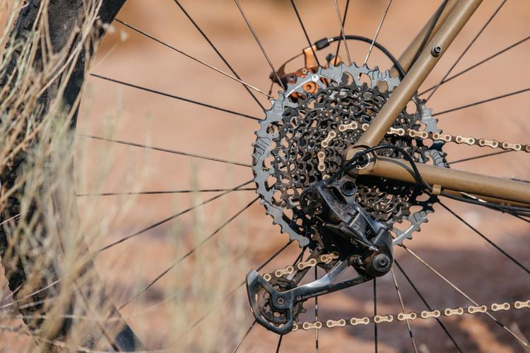 SRAM's Eagle GX Offers 52t at an Affordable Price but Is It Worth It?
