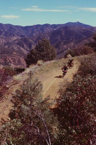 Santa Babaa Canyon