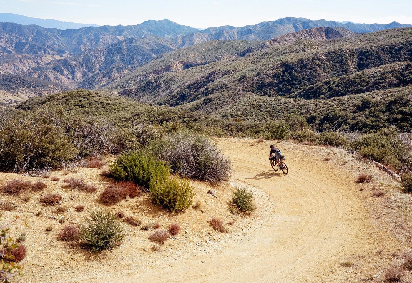 High Steep Broken Mountains: Riding in Threatened Central California Coast Public Land