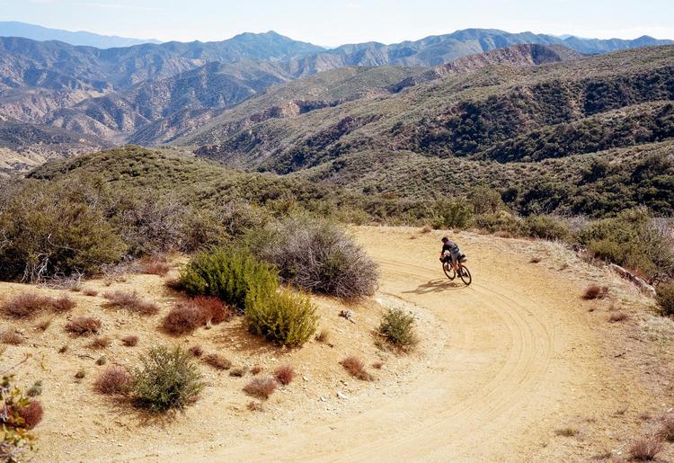 High Steep Broken Mountains: Riding in Threatened Central California Coast Public Land