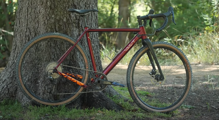 Path Less Pedaled Looks at the Vaast A1 Magnesium All Road