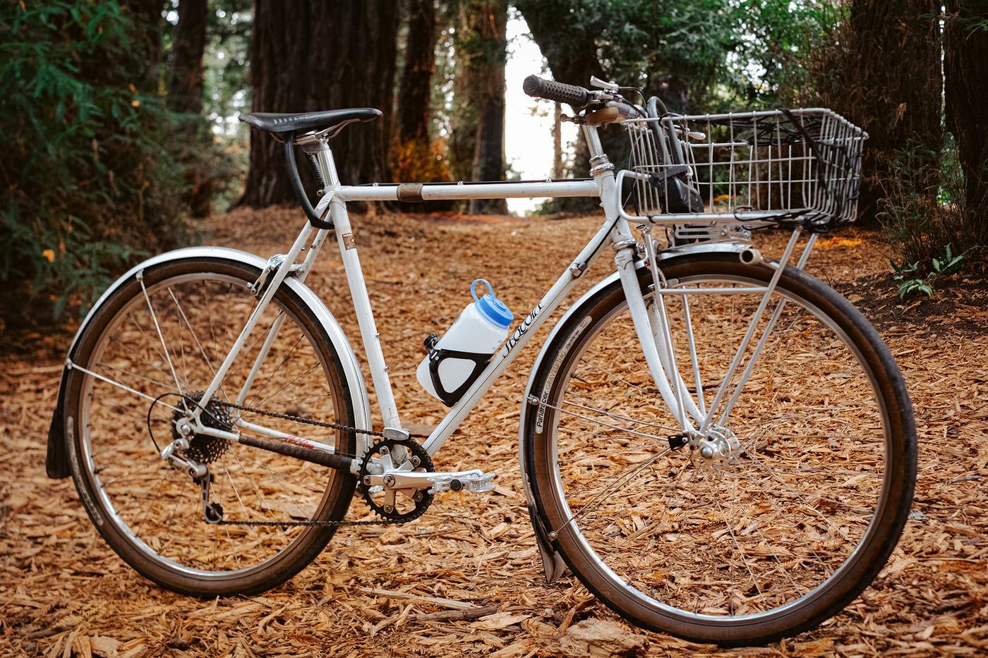 Readers' Rides: RJ Rabe's Sequoia Basket Bike Build