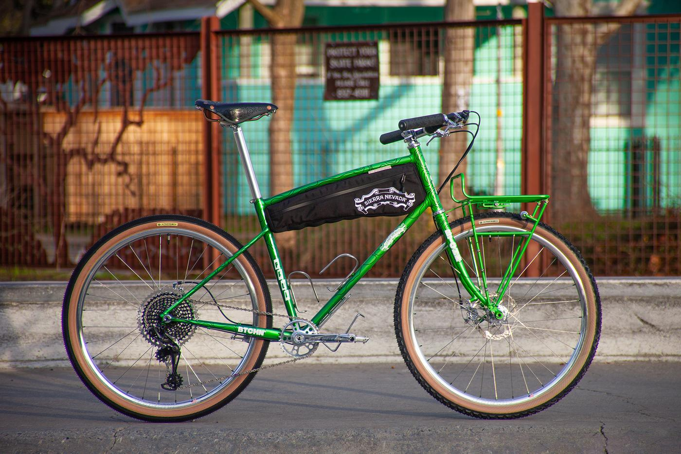 Many Hands in the Mix: the 2020 Sierra Explorer by BTCHN Bikes