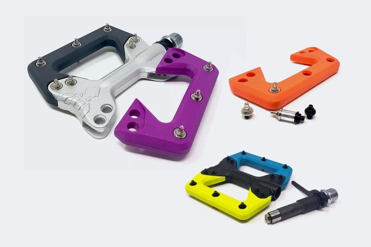 Squidworx Modular Flat Pedals