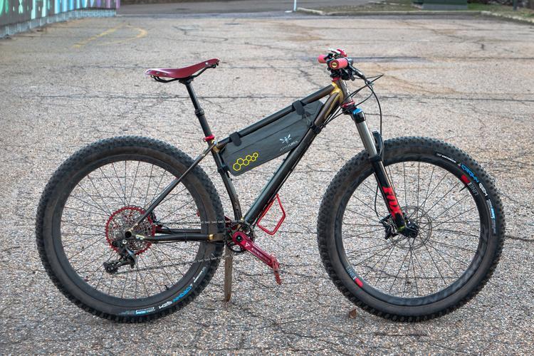 Readers' Rides: Sam's Moné La Roca