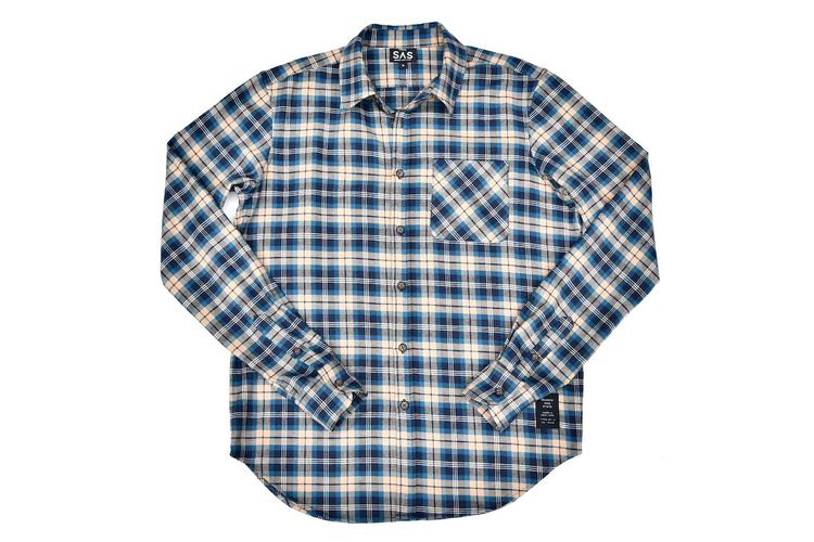 Search and State: Midweight Flannel
