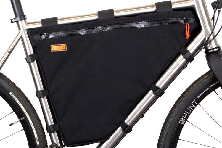 Restrap Updates their Custom Frame Bags