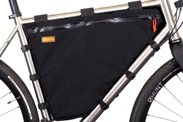 Restrap Updates their Custom Frame Bags