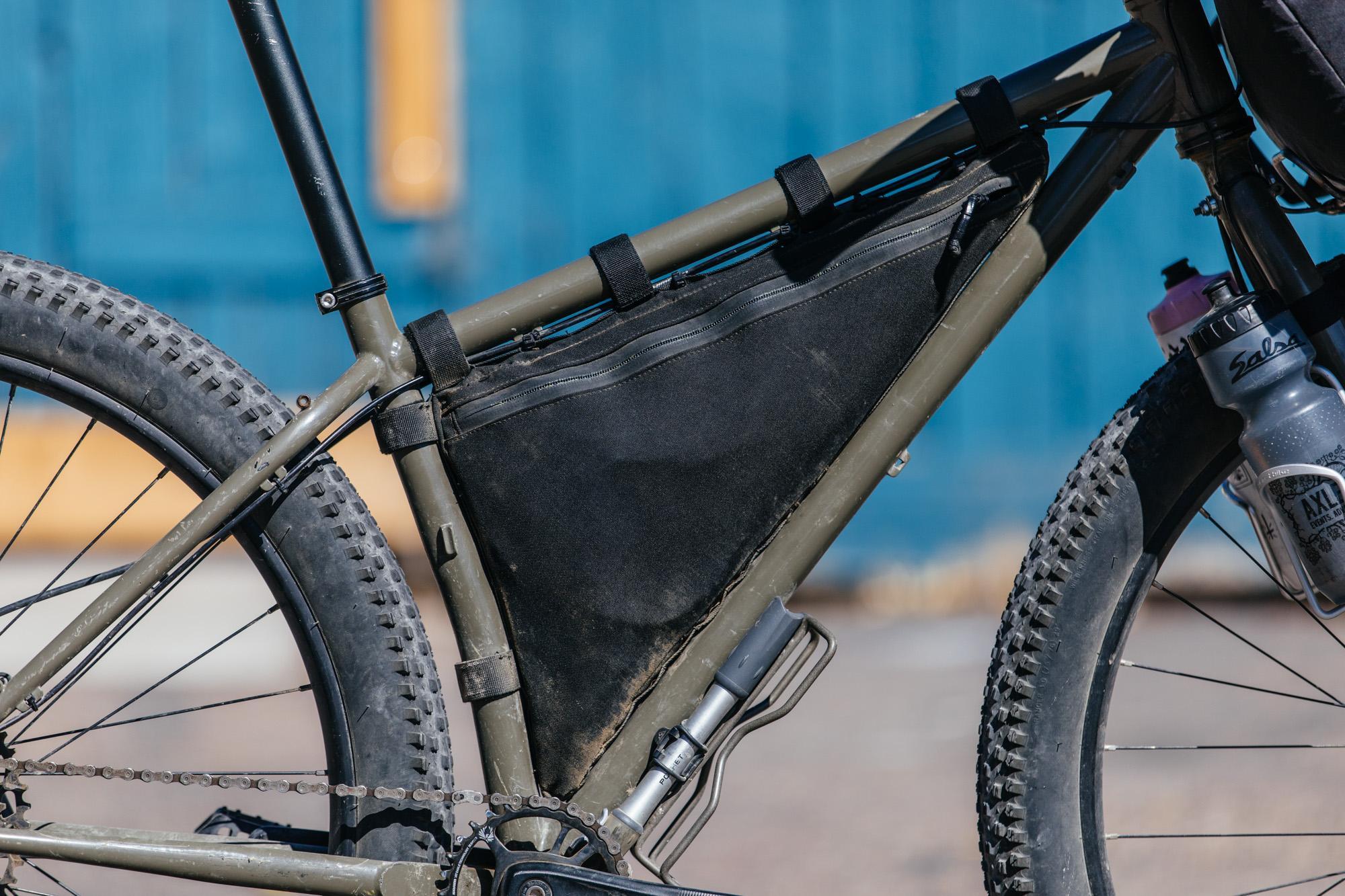 Jeff's 29er Karate Monkey Touring Bike