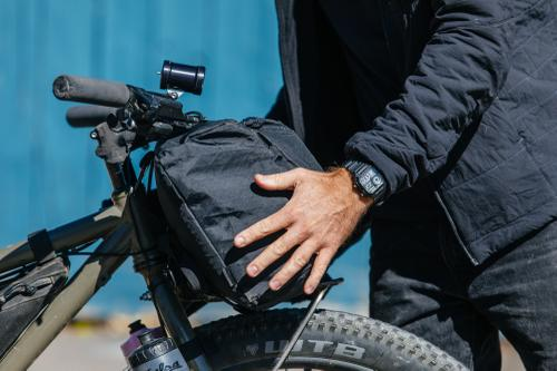 A Look at the New Agave Products Handlebar Bag Backpack